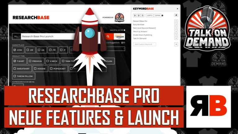 ResearchBase Pro Early Bird Launch Video